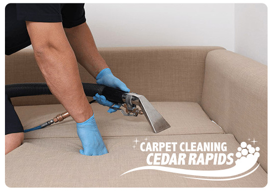 Upholstery Cleaning Cedar Rapids